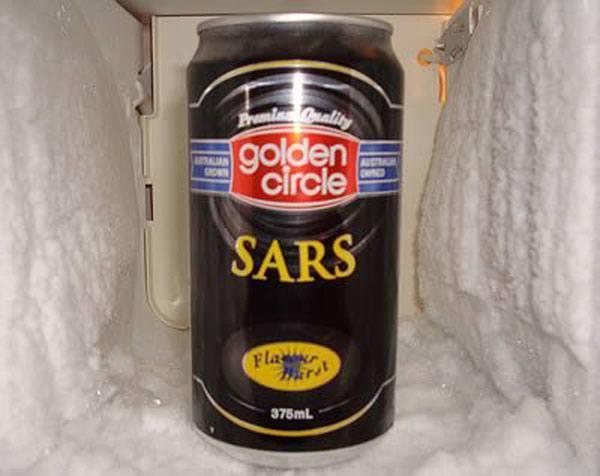 Sars Soda