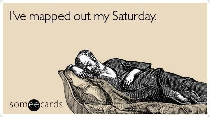 Someecards About Drink On Saturdays