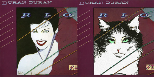 Kitten Covers Duran Duran