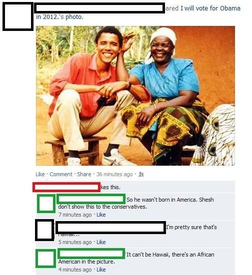Facepalm Facebook Post