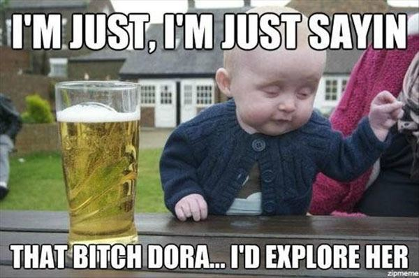 drunk-baby-meme-dora-explore-her