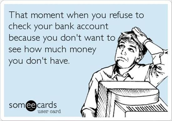hilarious-someecards-bank-account