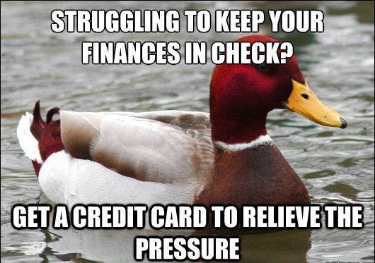malicious-advice-mallard-credit-cards