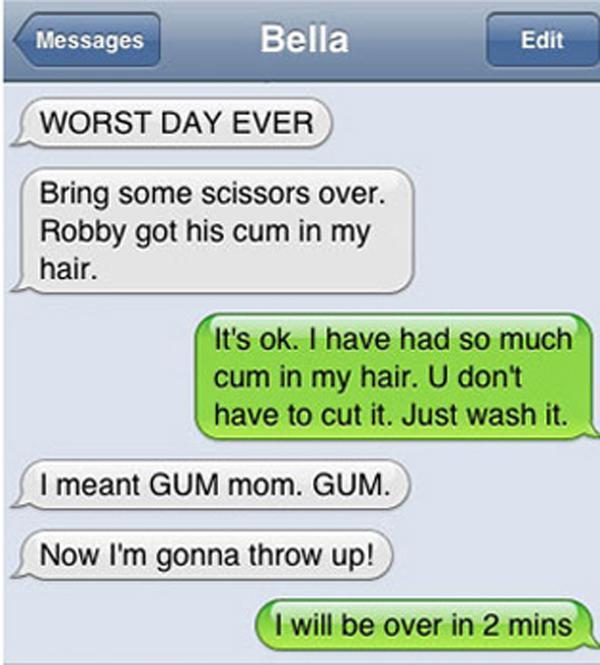 Most Embarrassing Autocorrect Fails