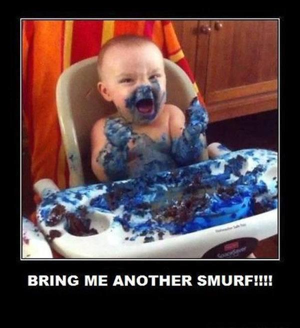 best-viral-pictures-week-7-smurf
