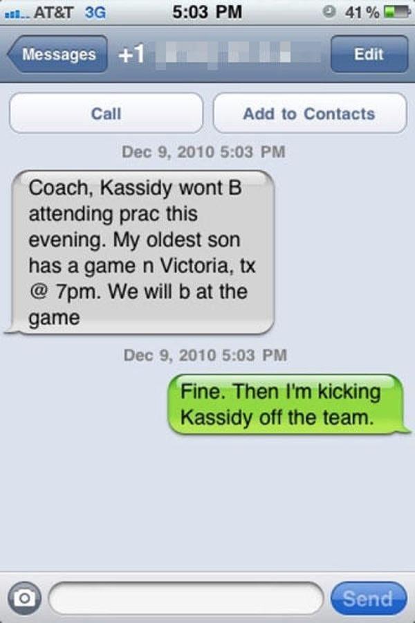 Kicking Off Kassidy