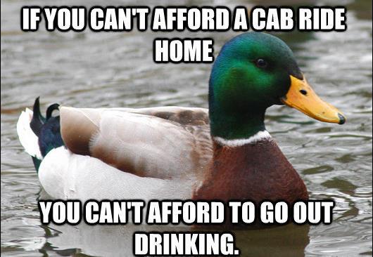 Advice Mallard Meme