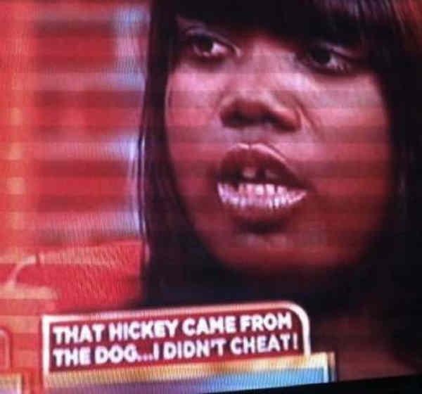 Dog Hickey