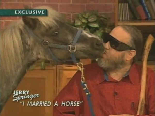 Married A Horse