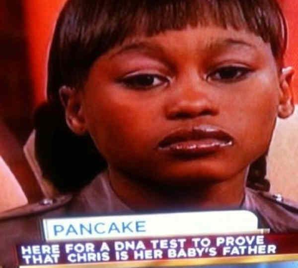 Pancake DNA Test