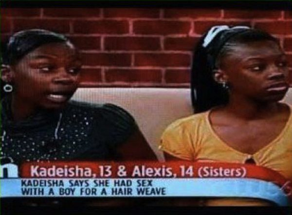 Sex For A Weave