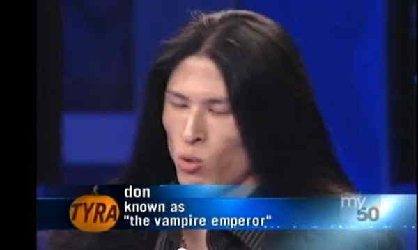 Vampire Emperor