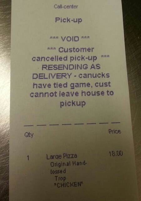 best viral pictures pizza delivery vancouver The Best Viral Pictures Of The Week, Volume 9