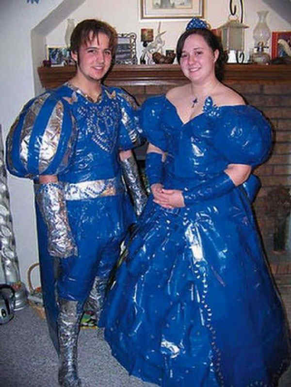 Medieval Outfits At Prom
