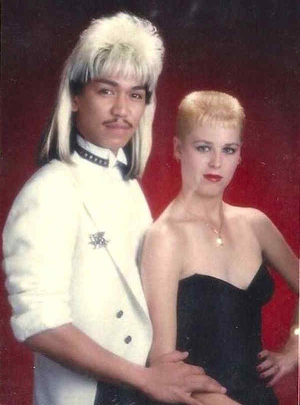 Most Embarrassing Prom Photos Ever Mullets