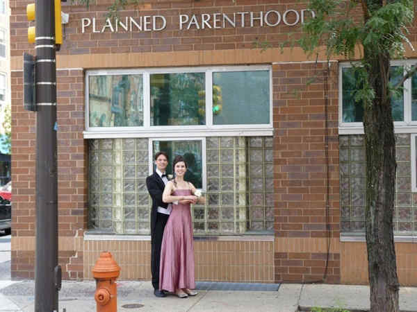 Prom Picture At Planned Parenthood