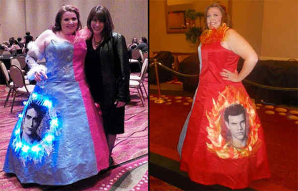 Embarrassing Prom Photos Twilight Dresses