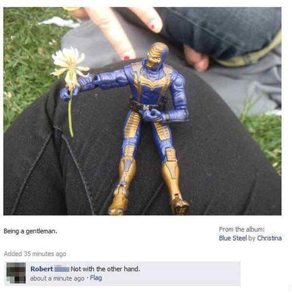Superhero Gentleman