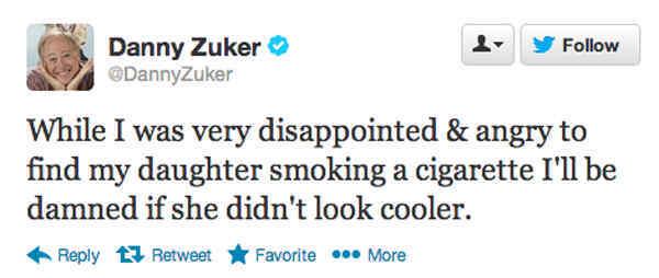 Smoking Makes You Look Cooler