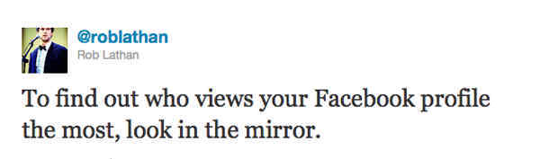 Who Views Your Facebook Profile The Most