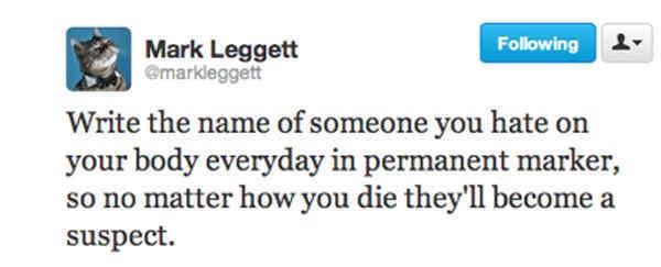 Twitter Revenge