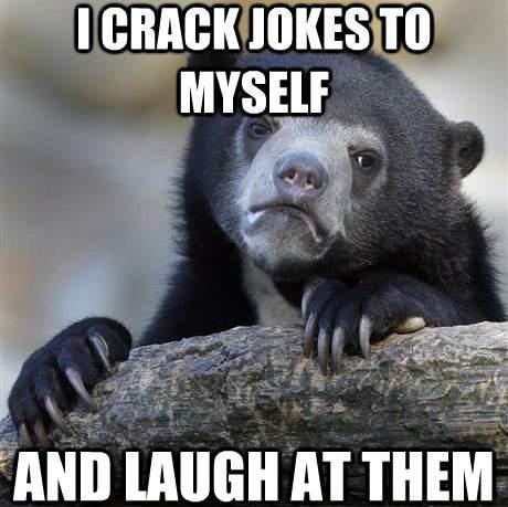 Laugh To Self