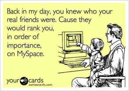 MySpace Ecard