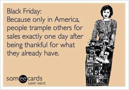 Black Friday In America