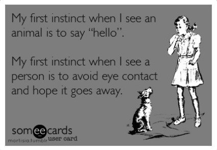 Seeing Other People Ecard
