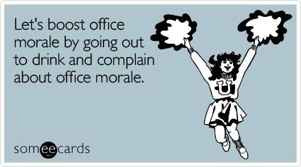 Office Morale Ecard
