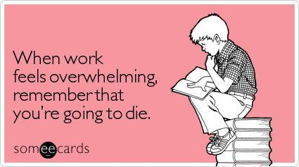 Remember You're Going To Die eCard