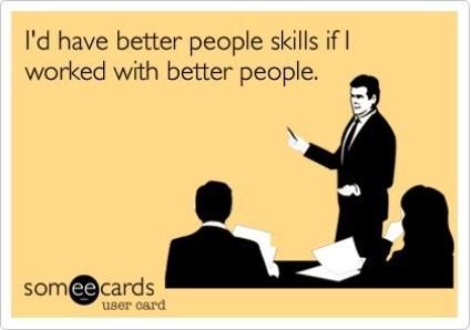 People Skills ecard