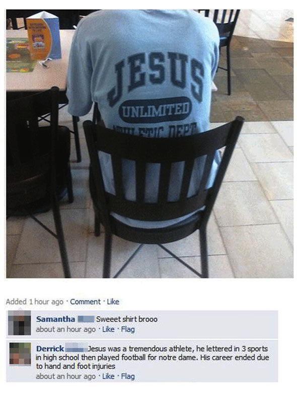 Jesus the Athlete