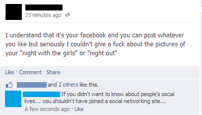 Social Networking On Facebook
