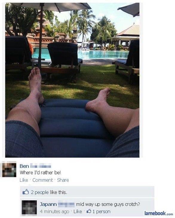 Epic Facebook Comments