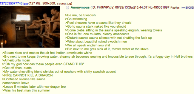 4Chan Meets His Best Friend
