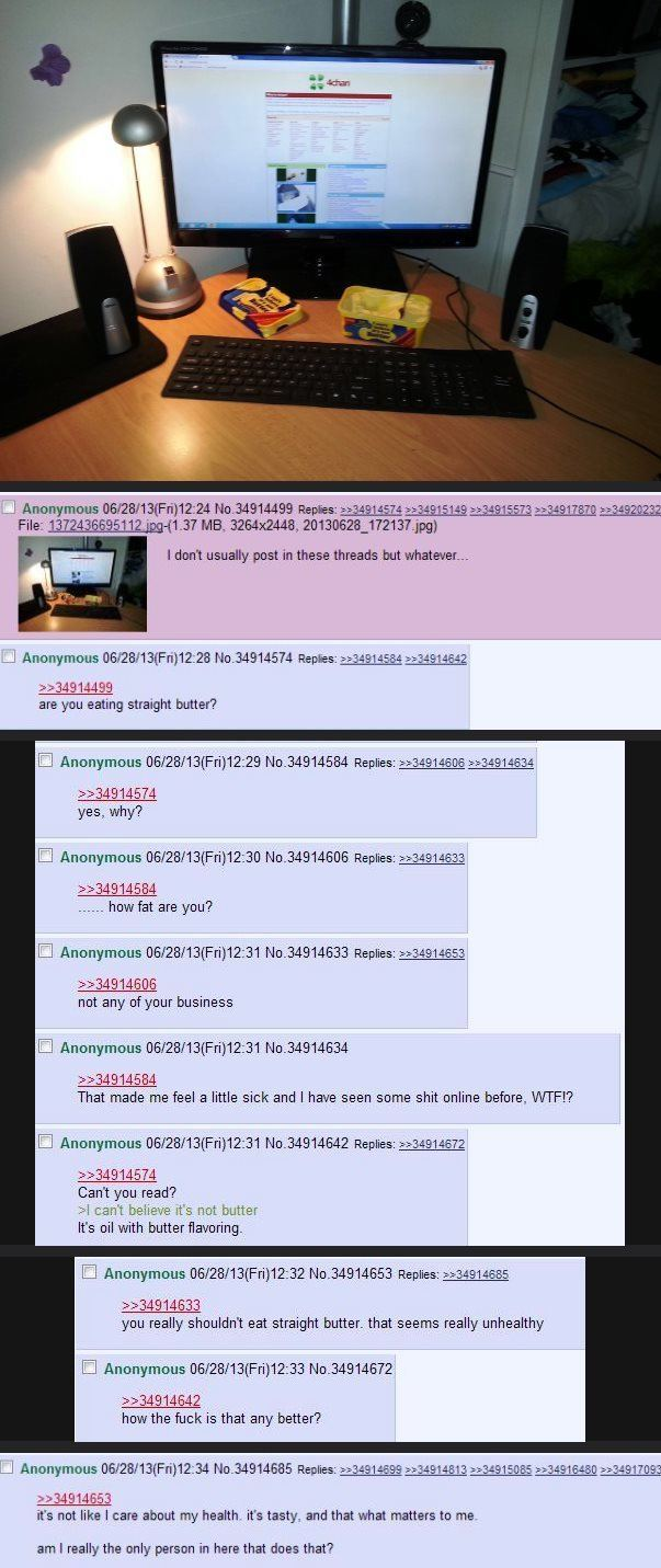 The 40 Funniest 4Chan Threads Ever