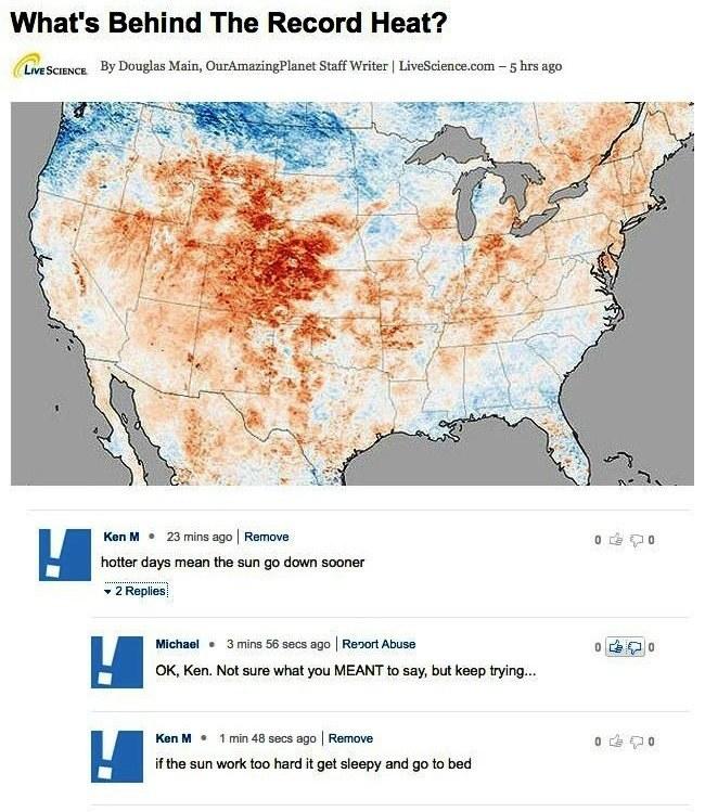 Explaining The Sun