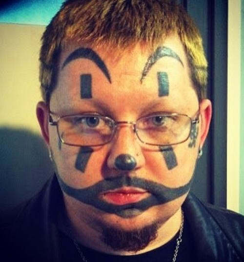 Juggalo Tattoo