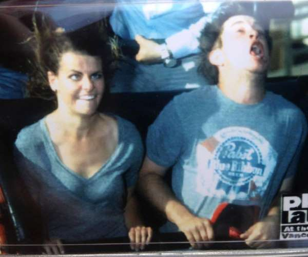 Funniest Roller Coaster Faces