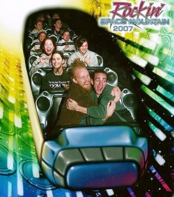 Ridiculous Roller Coaster Picture Hold Me!