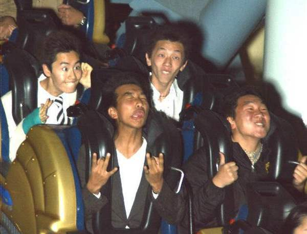 Oh Crap Funny Roller Coaster Picture