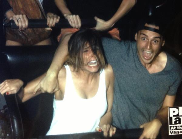 30 Ridiculously Hilarious Roller Coaster Pictures