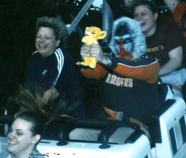 Funniest Roller Coaster Pictures Simba