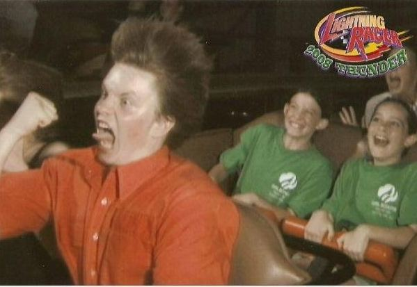 Victory Roller Coaster Picture