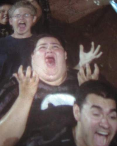 Why Me Funniest Roller Coaster Pictures