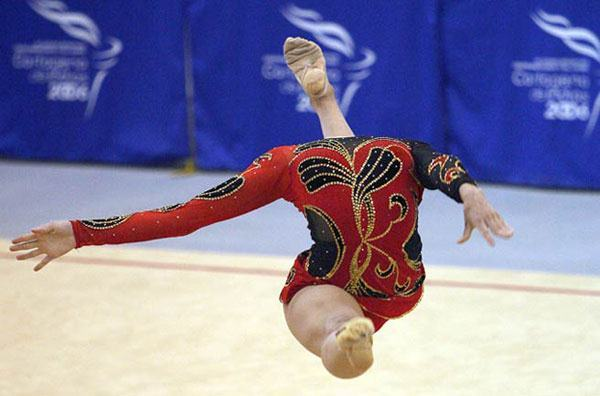 Headless Gymnast