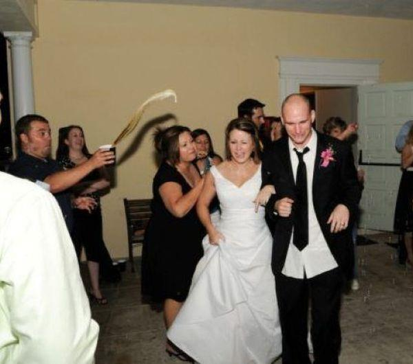 How To Ruin A Wedding