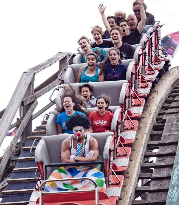 Roller Coaster Pictures