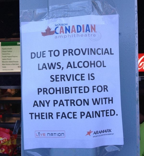 Funniest Signs Canada